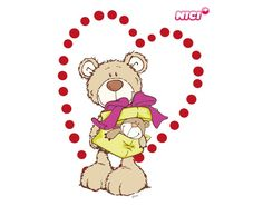 Wandtattoo Mothers Day Bear