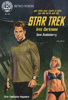 Star Trek Into Darkness: Retro-Vision.