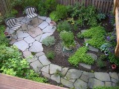 Back yard ideas