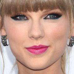 MakeUp con tocco blu di Taylor Swift