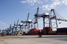 Soto Sánchez resaltó que hasta ese mes del 2016, también hubo un aumento del 68% en la exportación de unidades motrices desde el puerto