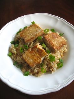 Pan-Seared Tofu Fried Rice | Unexpectedly Magnificent