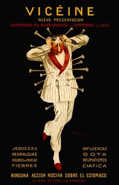 Title: Viceine    Artist: Cappiello    Circa: 1912    Origin: France