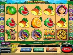Big Kahuna Snakes and Ladders – Free Slot Game  http://www.onlinecasinoguru.com/?p=47322