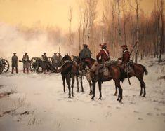 Artillería 1834.Ferrer Dalmau. Más en www.elgrancapitan.org/foro