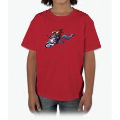 Jetpack Unicorn Young T-Shirt