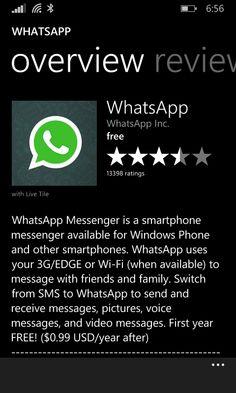 Whatsapp crashing after update to windows 8.1 . Whatsapp not responding after reboot. #windowsphone #wp81 #windows #lumia #whatsapp  www.techocen.com