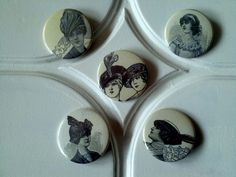Broches Mujeres
