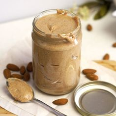How To Make Homemade Almond Butter « Detoxinista