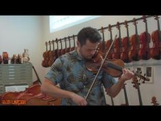 "Man Plays ""Despacito"" on 1.2 MILLION Dollar Violin (Live with Loop Pedal) - YouTube"