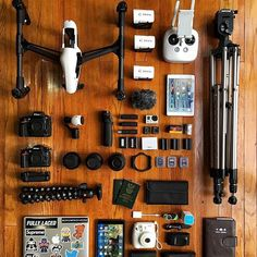 Who's got a drone or wants one? . #MyCameraBag by @jsamurai