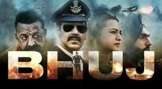 'BHUJ' PREMIERES 13 AUG ON DISNEY+HOTSTAR... #Bhuj - starring #AjayDevgn, #SanjayDutt, #SonakshiSinha, #AmmyVirk, #NoraFatehi and #SharadKelkar Ammy Virk, Disney Plus, Sonakshi Sinha, Bollywood, Pride, Entertaining, India, Movies, Films