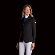 Animo Show Jacket LASTAR from 2015 in Black