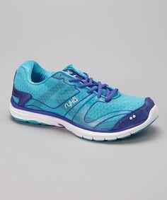 Look what I found on #zulily! Ryka Blue Dynamic Training Sneaker by Ryka #zulilyfinds
