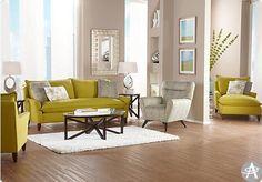 sala de estar catalyna the sofia vergara collection - Sofia Vergara Furniture