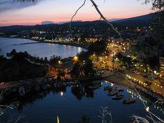 Thassos Limenaria Greece - Лименария Нощен живот и забавления на Тасос