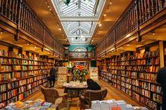 Daunt Books London Fi McCrindle Voyage Collective