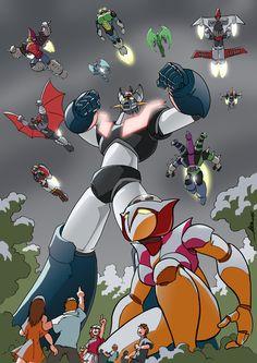 The Raid of  the Flying Beasts by NachoMon.deviantart.com on @DeviantArt