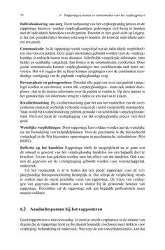 Rapportagesystemen en -instrumenten voor het verpleegproces - Springer