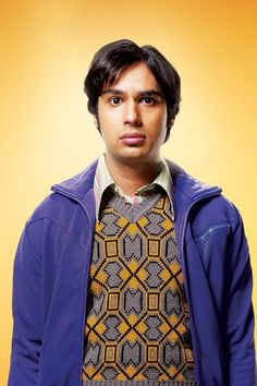 Kunal Nayyar as Dr. Rajesh Koothrappali The Big Bang Theory Fans Site