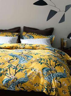 Peacock tapestry duvet cover set - Duvet Covers & Comforters | Simons