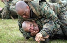 Marine Corps Martial Arts Program or MCMAP from USA