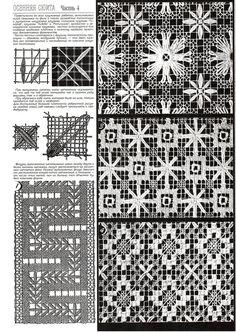 "Best 12 Photo from album ""Дуплет on Yandex Filet Crochet, Irish Crochet, Beaded Embroidery, Cross Stitch Embroidery, Mesh Netting, Lace Jewelry, Lace Doilies, Needle Lace, Filets"