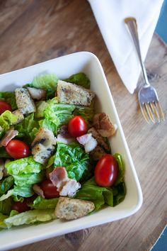 BLT Salad | Frankly Entertaining