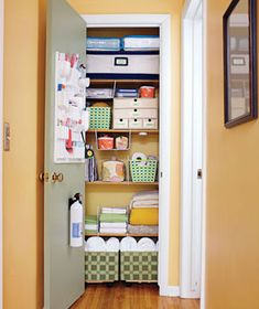 15 Organizing Tricks That Really Work|Simple strategies for tackling clutter in your home.