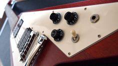 Gibson Flying V Cherry