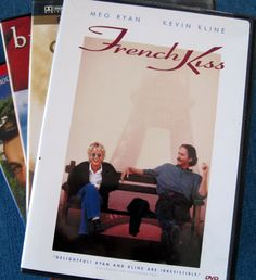 """French Kiss."" A movie one can watch, over and over, and dream of France."