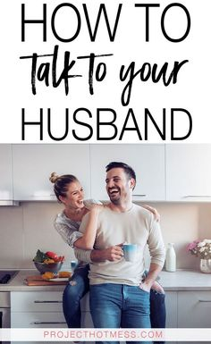 We've all heard that communication is key in marriage. You love talking to your significant other in the beginning. But before you know it, life gets in the way and you find that you no longer know how to talk to your husband. It shouldn't be this way! Here are some tips on how to clearly communicate and talk to your husband. First Year Of Marriage, Marriage Help, Marriage Relationship, Relationship Problems, Happy Marriage, Marriage Advice, Love And Marriage, Relationships Are Hard, How To Improve Relationship
