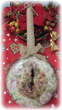 orologio riciclo padella