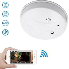Best Smoke Detector Cameras 2018 - Buyer's Guide - SafetyAround.com