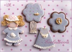 Baby spring cookies | Cookie Connection