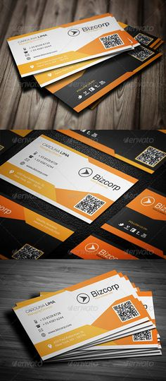 GraphicRiver Corporate Business Card 082