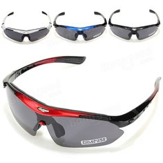 Outdoor Sports Cycling Polarized Sunglasses Goggles UV400 - US$14.99