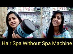 Hair Spa without Spa machine l Keratin Hair Spa At Home Yourself