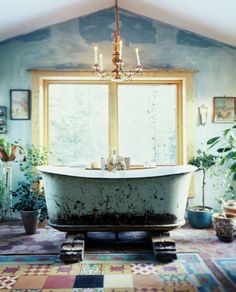 Boho Bath .................. - Little Blue Deer Wordpress Blog Design