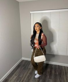 Cute Swag Outfits, Dope Outfits, Fall Outfits, Fashion Outfits, Winter Fits, Fall Winter, Trendy Fashion, Womens Fashion, Tiana