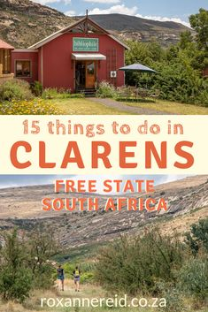 The eastern part of South Africa's Free State province, lying along the Maluti mountains, is a place for all seasons. Here's my pick of 15 things to do in Clarens. Africa Destinations, Travel Destinations, Stuff To Do, Things To Do, Free State, Country Scenes, Africa Travel, Horse Riding, Golden Gate