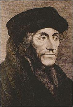 Desiderius Erasmus - Alan Ferrer