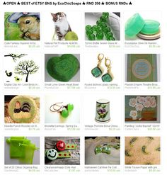 ★OPEN ★ BEST of ETSY BNS by EcoChicSoaps ★ RND 206 ★ BONUS RNDs ★  Please join us at  http://www.etsy.com/treasury/MTI4MzMwMjh8MjcyMDEzMjY4Mw/open-best-of-etsy-bns-by-ecochicsoaps