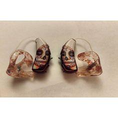 sugarskull hearing aid skins