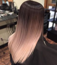 150 amazingly popular hairstyles and haircuts this spring page 01 150 amazingly popular hairstyles a Hair Color Balayage, Hair Highlights, Ombre Hair, Pink Hair, Haircolor, Hair Color 2018, Hair Color And Cut, Cool Hair Color, Cabelo Rose Gold