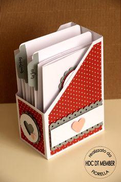 "Hobby di Carta - Il blog: ""CARD"": Card e portacard by Fiorella"