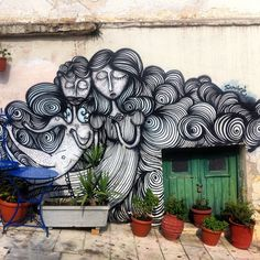#athens #plaka #sonke - That's how I fell in love with his work (This one is very close to the Parthenon)