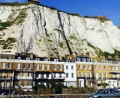 The White Cliffs of Dover, Kent UK