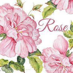 Rose-jp2590 Painting