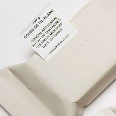 costura e etiqueta